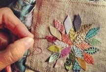 handmade goodness / sweet, small, little, cute, lovely handmade things / by Erin @ Why Not Sew?