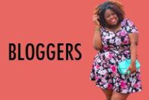 FTF + Bloggers / by Fashion To Figure