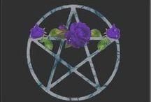 Pentacle or Pentagram  / by Kassie Hancock