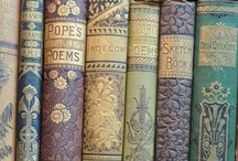Book and paper...vintage / by Jennifer Martinsons
