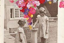 Collage Technique / by Sara Beth Allen
