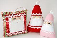Christmas / by Donna SewAmazin