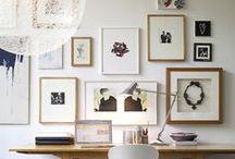 creative walls / by Rachel C.