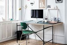 workspaces / by Rachel C.