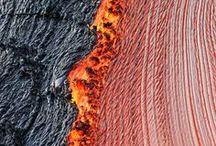 VOLCANOES / VOLCANS / Volcans, Lave, Geysers… Un tour du monde en images / by mdboi