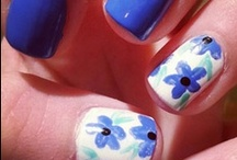 Nails, Nails, Nails  / by Hannah Bambrick