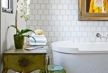 For the Bathroom / by Hannah Bambrick