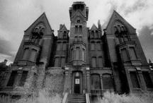 Abandoned and Forgotten / by Arielle Alstatt