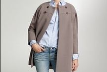 Coats and Jackets / by Hannah Bambrick