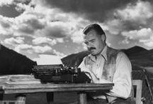 Writers at Work / by Lola Falana-Vaughan