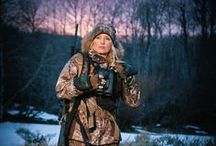 Kristy Titus' Gear Room / Cabela's Pro Staff Kristy Titus' favorite gear to have in the field. / by Cabela's