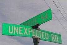 Unexpected! / by Deborah Widup