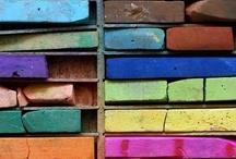 Color My World / by Deborah Widup