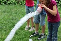 Preschool- Science experiments! / by Anja De Laat