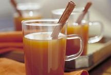 feed me.  hot beverages. / hot toddies. hot punches. / by Travetta Johnson