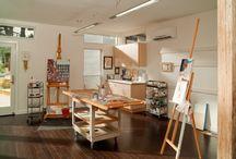 Studio / by JoAnn Lazaro