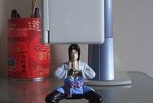 Remember that sasuke figurine that could hold up like literally fucking anything / by Deborah Widup