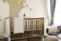 baby girl nursery / by Erika Gendreau