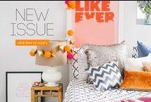 E- magazines / by Sofia - kreativ inredning