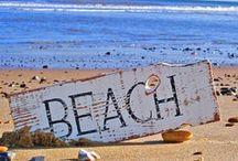 Zon, zee & strand / by Marjolein