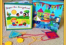 (PreK) Activities, Games and Learning / Activities to do with preschool aged kids / by Rebecca Reid