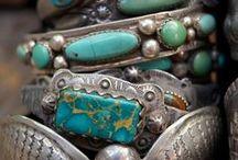 Turquoise / by Amanda Kom