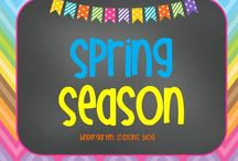Spring Is In the Air / by Kindergarten Crayons
