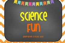 Science Fun / by Kindergarten Crayons