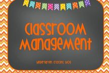 Classroom Management / by Kindergarten Crayons