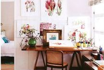 Office Space / by Margaret Van Damme