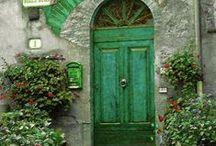 Doors and Gates / by Margaret Van Damme