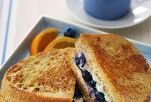 Breakfast / by Kerrie Cancienne