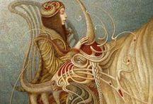 Mystery, Legend & Mythology! / by Alexandra Guirola
