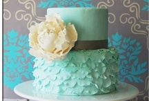 """CAKE Let them eat beautiful cake!!! / Cake art!!! Check out my other boards """"Let them eat delicious cake"""" and """"cake decorating technique""""  / by Lm Jones"""