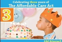 #ACAturns3 / We're celebrating the 3rd birthday of the Affordable Care Act - and you're invited! / by Families USA