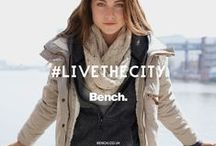 Women's Autumn Winter 2013 / Bench champions and supports the fast-paced and active individual. Whether on a race to work or a mission to track down new places to hang out, the AW13 collection is designed to work on the move with the dynamic people who inspire it. / by Bench