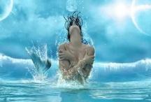 Mermaid maidens / by Melpomene Selemidis