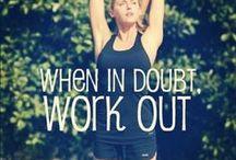 fitness / by Lauren Keenan
