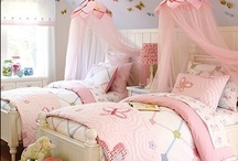 Girly Girls Rooms / by Finnegan and The Hughes