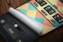Best iPhone Designs / Best mobile app designs for the iPhone, from Scoutzie.com. / by Danielle Geva