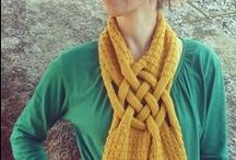 Knit & Crochet & Embroidery / #Embroidery, #Knit, #Crochet, #Agujas, #Ganchillo, #Calceta, #DIY / by Panic Made ByHand