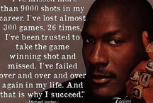 Sports Quotes & Motivation / by Fan Gear Unlimited