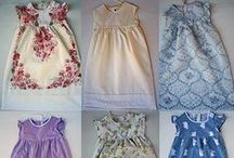 Dressing my girls  / I have a passion for everything beautiful and what can be more fun than dressing your little girls.  I am sure I will kick myself one day :) / by Joanne Human