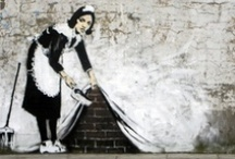 i Pin Street Art / I love street art! All the best crazy shot on the street... / by diogi