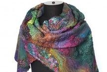 Textile art garments / by Georgia Denby