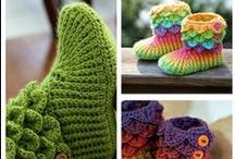 Crochet ideas / Crochet in art or designs I just love! / by Georgia Denby