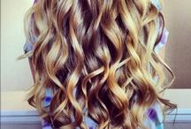 hair dresser / long hair, don't care / by Marisa Martinez
