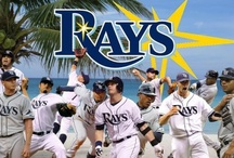 Rays baseball / by Carla Thomlinson