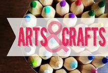 Arts&Crafts / by Rebecca Harris