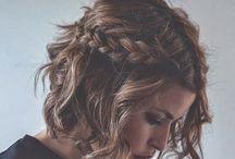 Hairs, nails, & make-up / by Iris
